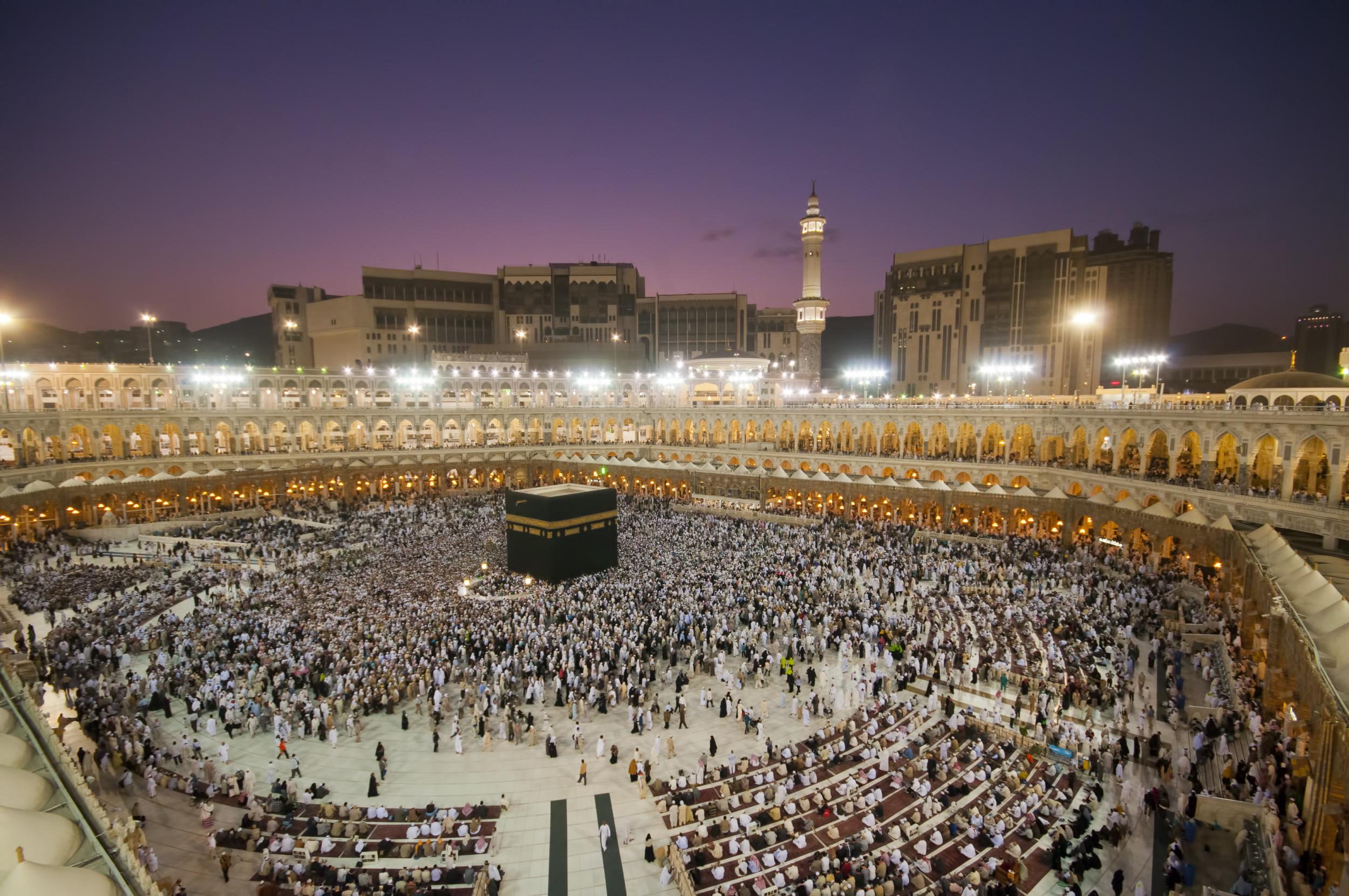 Mecca belongs to all Muslims, and Saudi Arabia shouldnt