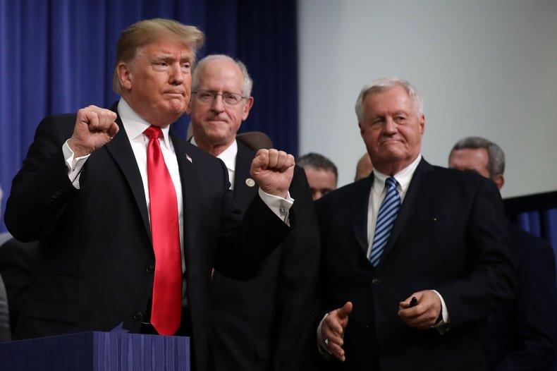 Donald Trump impeached House Democrat Peterson votes