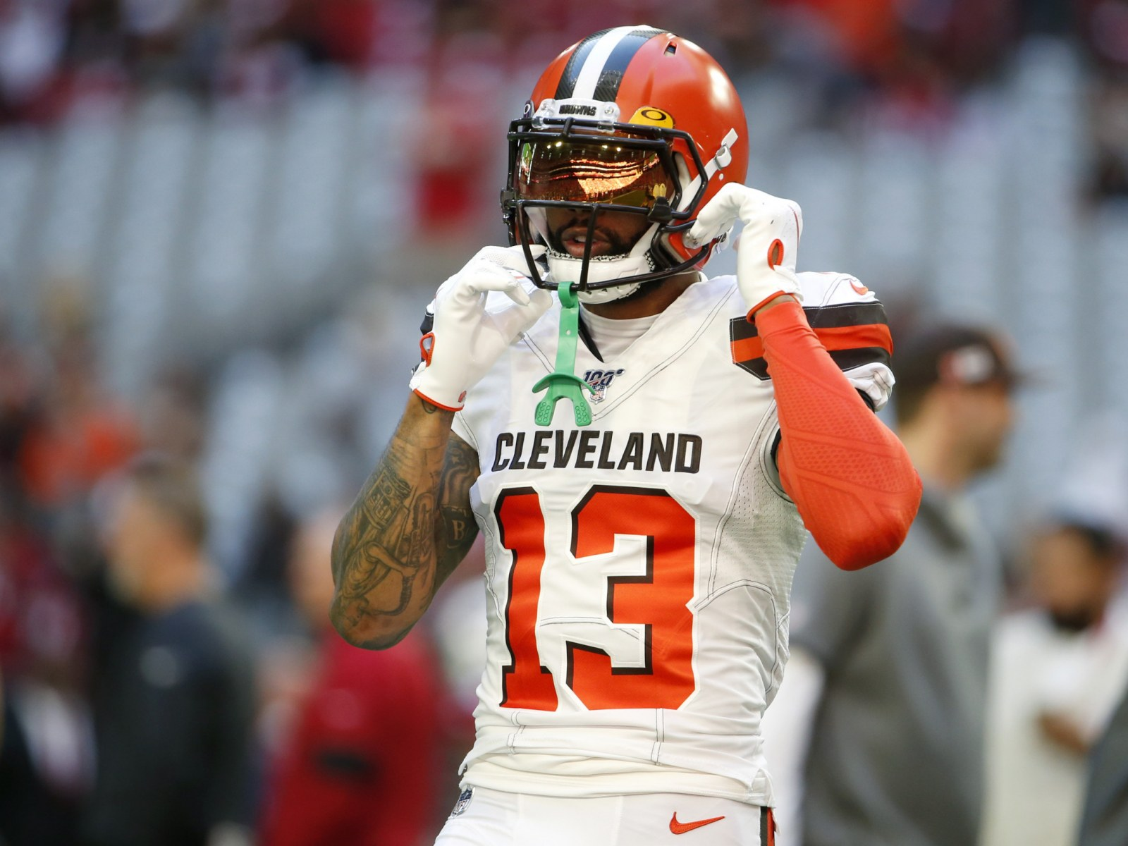 Will Obj Leave Cleveland Browns Star Not Going Anywhere Next Season
