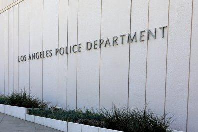 LAPD HQ