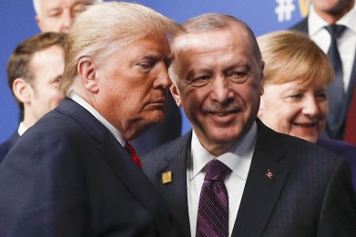 Donald Trump, Turkey, Armenian genocide, Erdogan, veto