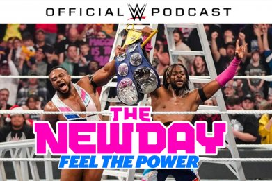 new day feel the power podcast kofi