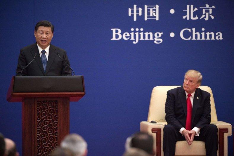 Xi and Trump