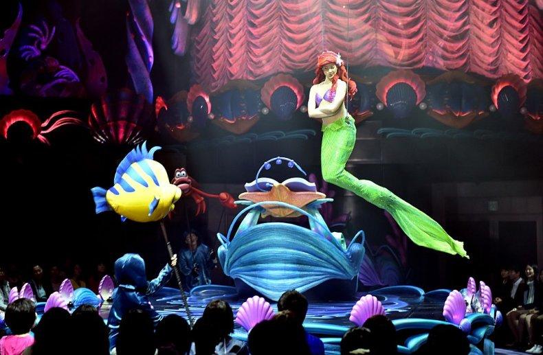 Disney Parks, The Little Mermaid