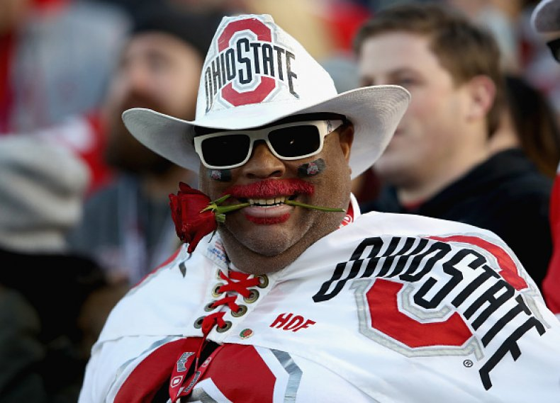 Ohio State 2019 Rose Bowl