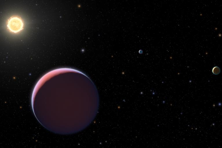 Kepler 51 system