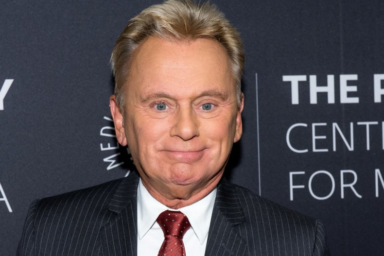 Pat Sajak Says He Thought He Was Going to Die During Medical Scare