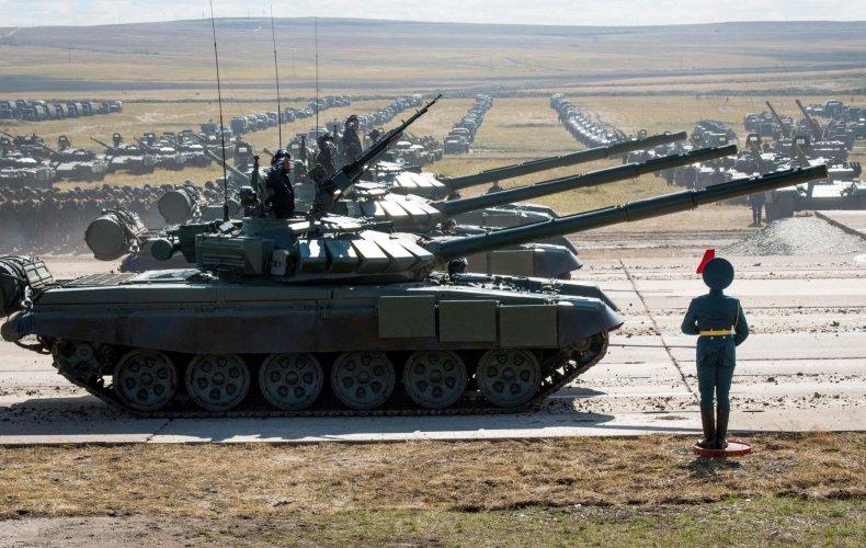 russia, china, mongolia, east, 2018, military, exercise