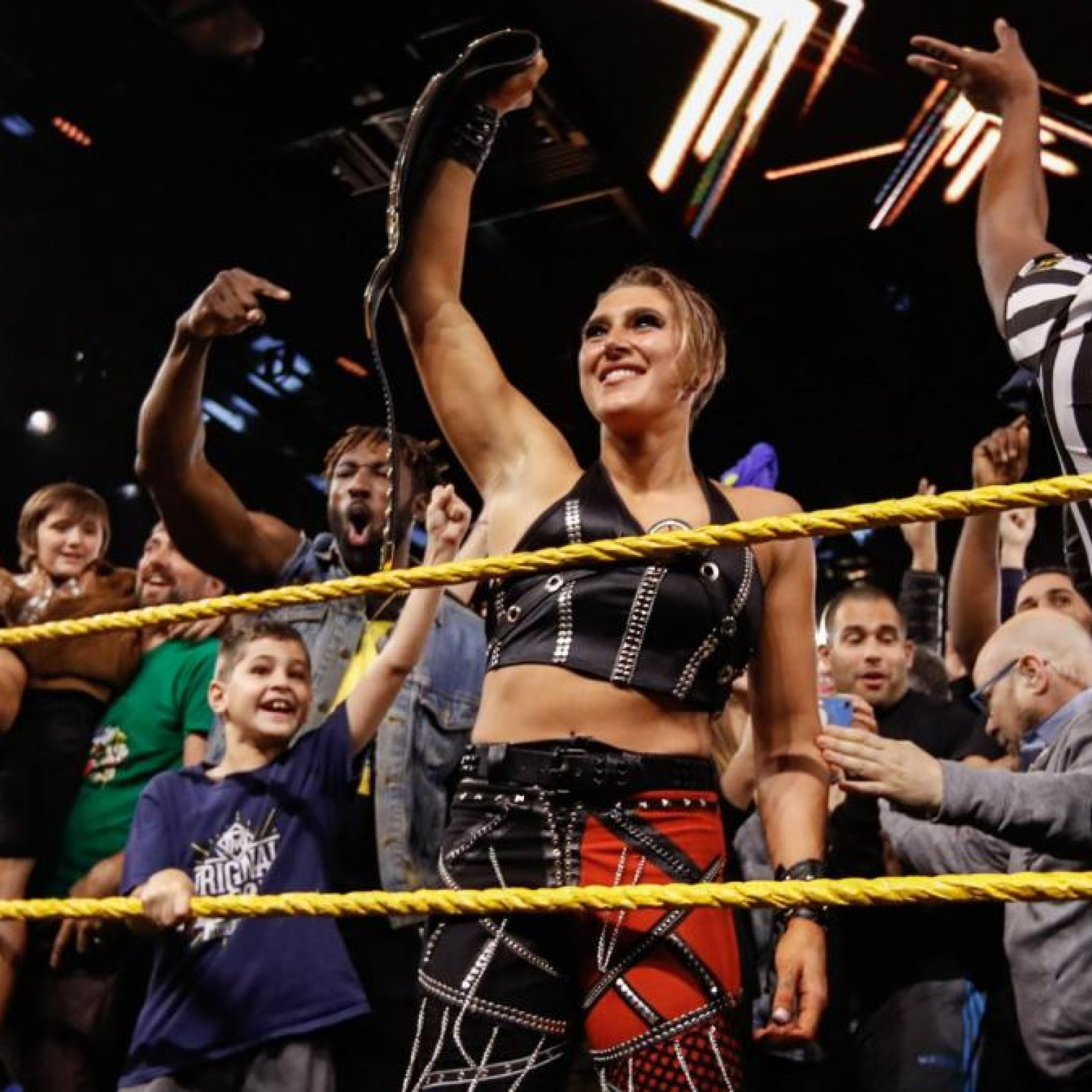 Rhea Ripley Talks Becoming The Nxt Women S Champion And