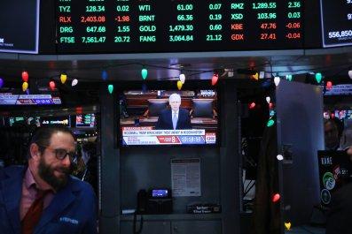 Americans Happy with Economy