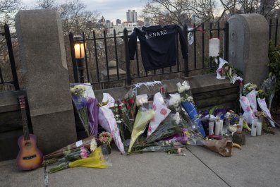 Barnard college remembers Tessa Majors