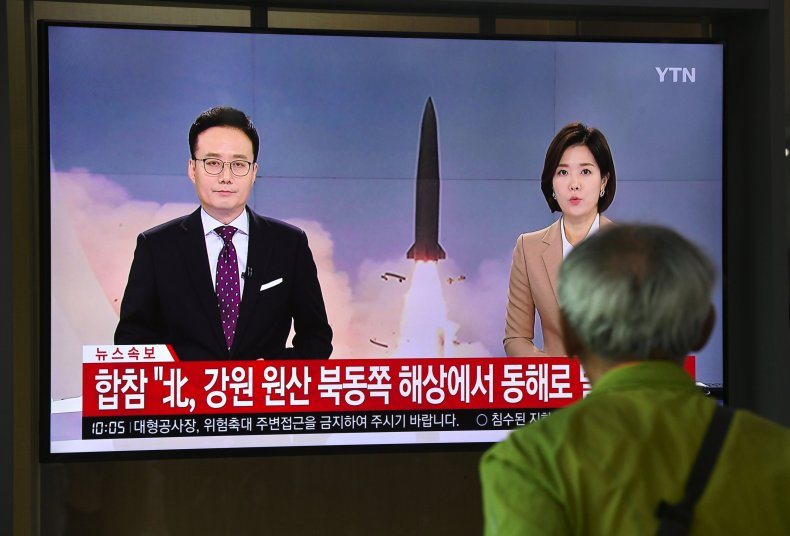 North Korea, ICBM, missile, nuclear weapons, Trump