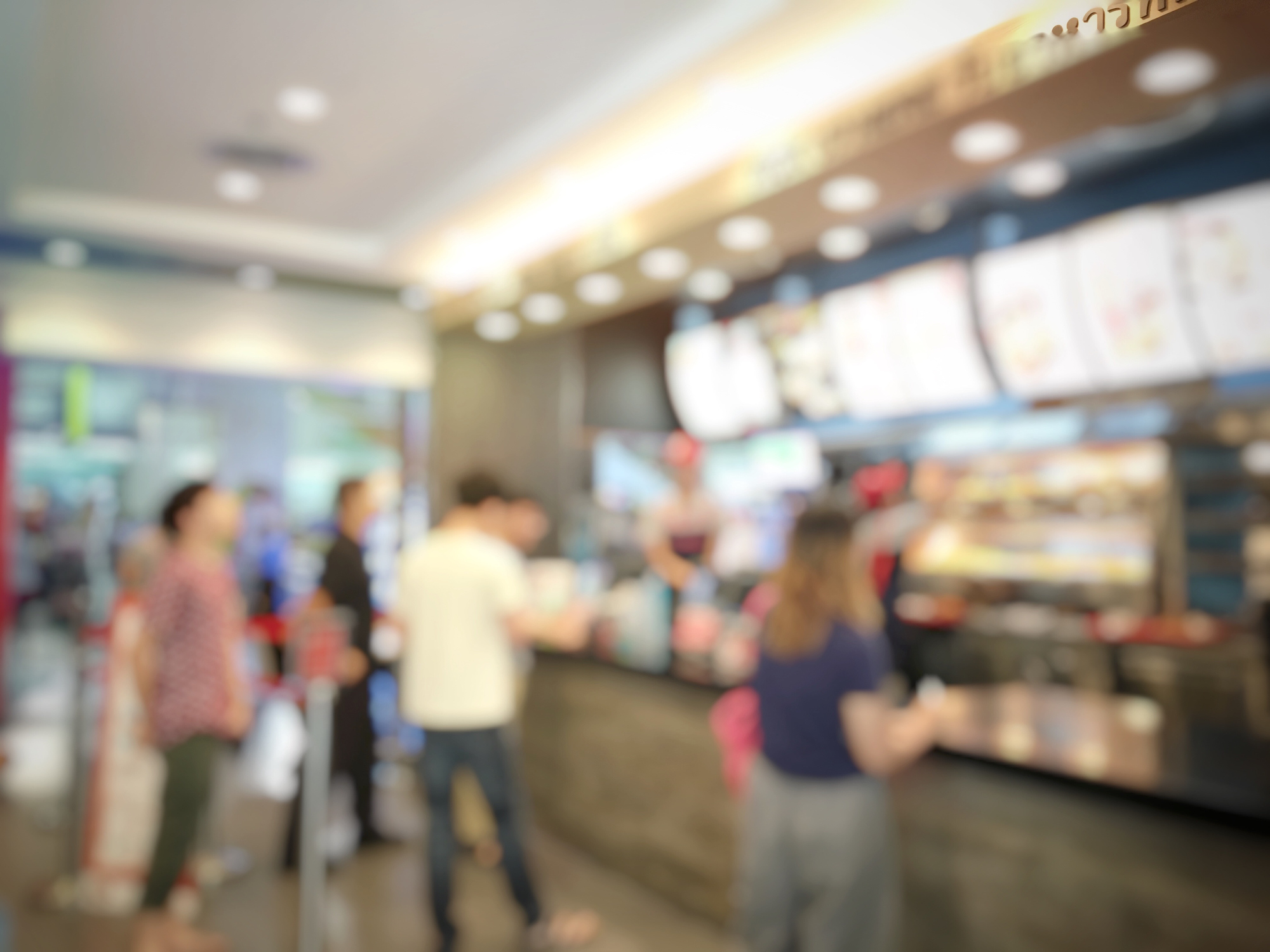 Starbucks, Dunkin' Donuts