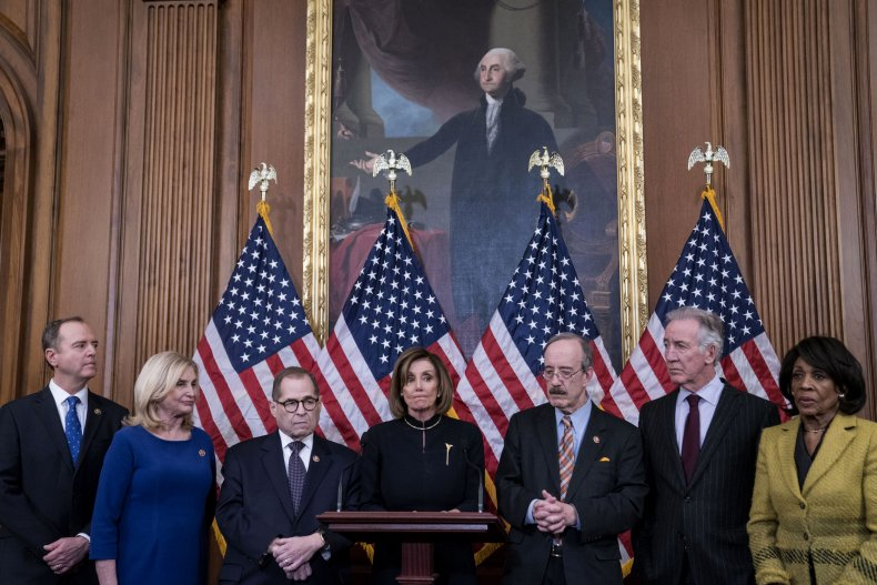 Democrats won't rule out additional impeachment articles