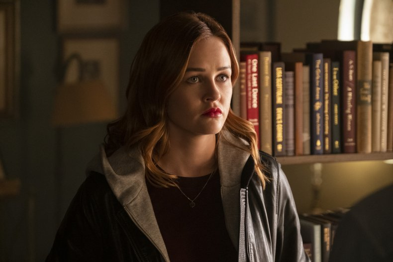 'You' Breakout Star Ambyr Childers Dishes on Season 2 of Netflix Series