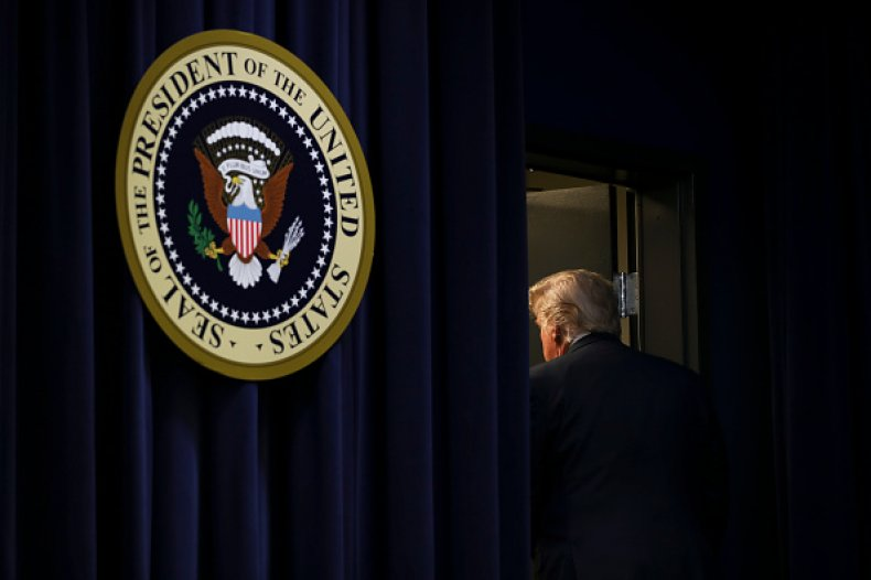 donald trump witnesses impeachment trial