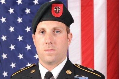 Sgt. 1st Class Michael James Goble landscape