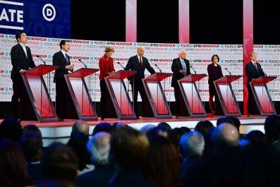 democratic primary heading into 2020