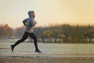running, exercise, fitness, stock, getty,