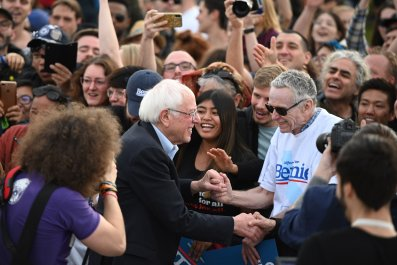 Sanders Gaining Traction in Polls