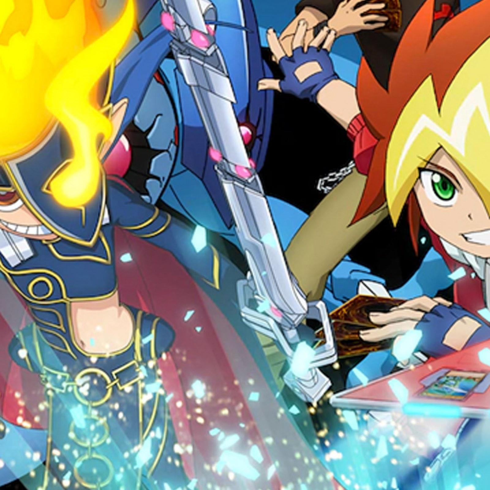 New Yu Gi Oh Sevens Anime Announced Tcg Master Rule 5 Explained