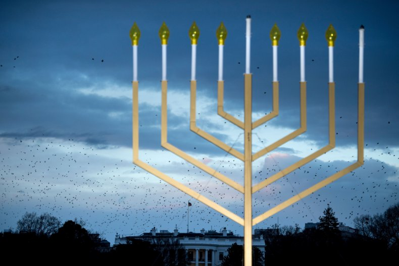 US-HOLIDAY-RELIGION-CHANUKAH
