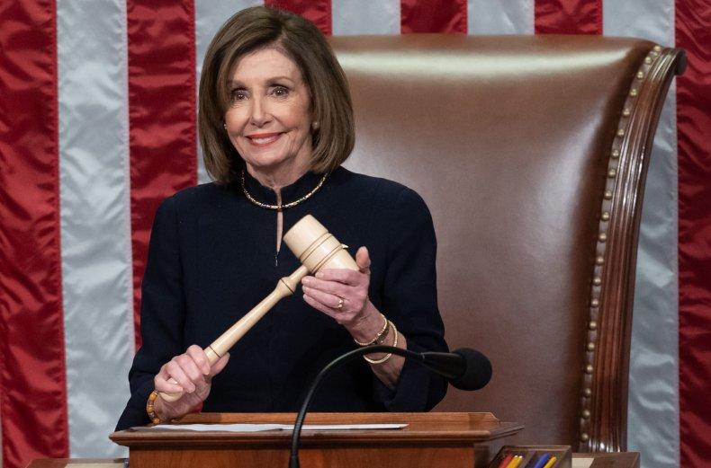 Nancy Pelosi Donald Trump Impeachment