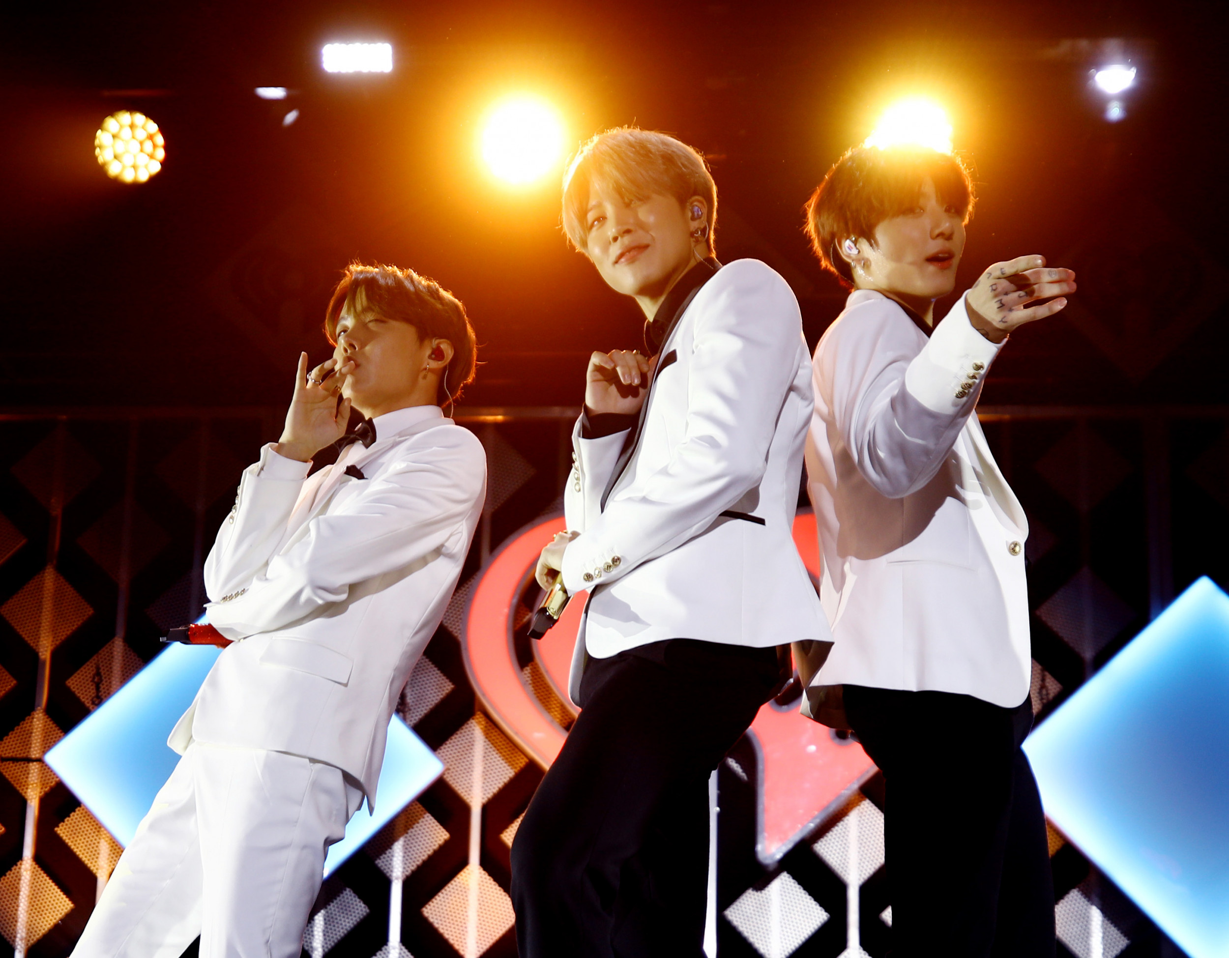 BTS performs Christmas songs at SBS Gayo Daejeon and now fans want a holiday album