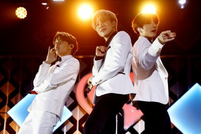 BTS Christmas Performance Has Fans Wishing For a Holiday Album