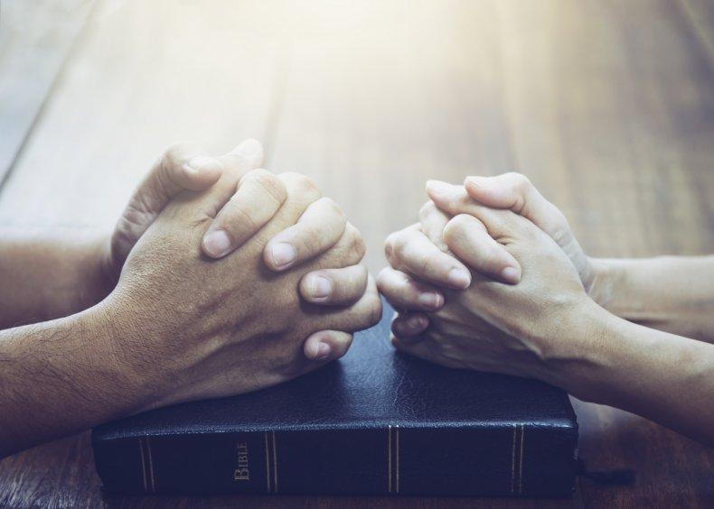 bible couple