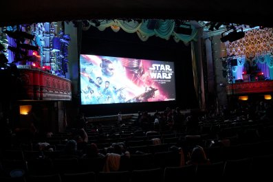 Star Wars Screening