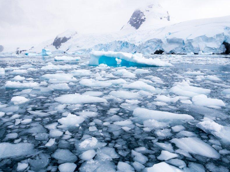 antarctica, ice, snow, stock, getty,Cierva CoveHughes Bay, Graham Land, Antarctica