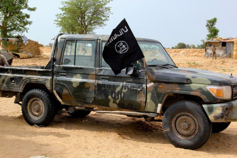 ISIS, Nigeria, ISWAP, Boko Haram, Christmas, execution