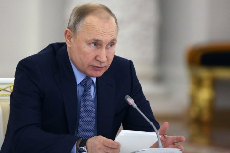 VLadimir Putin, Avangard, hypersonic, missile, nuclear, weapons