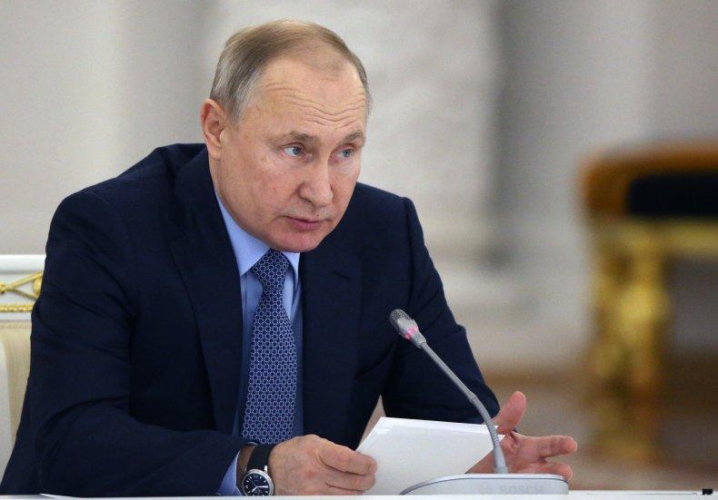 VLadimir Putin, Avangard, hypersonic, missile, nuclear, weapons