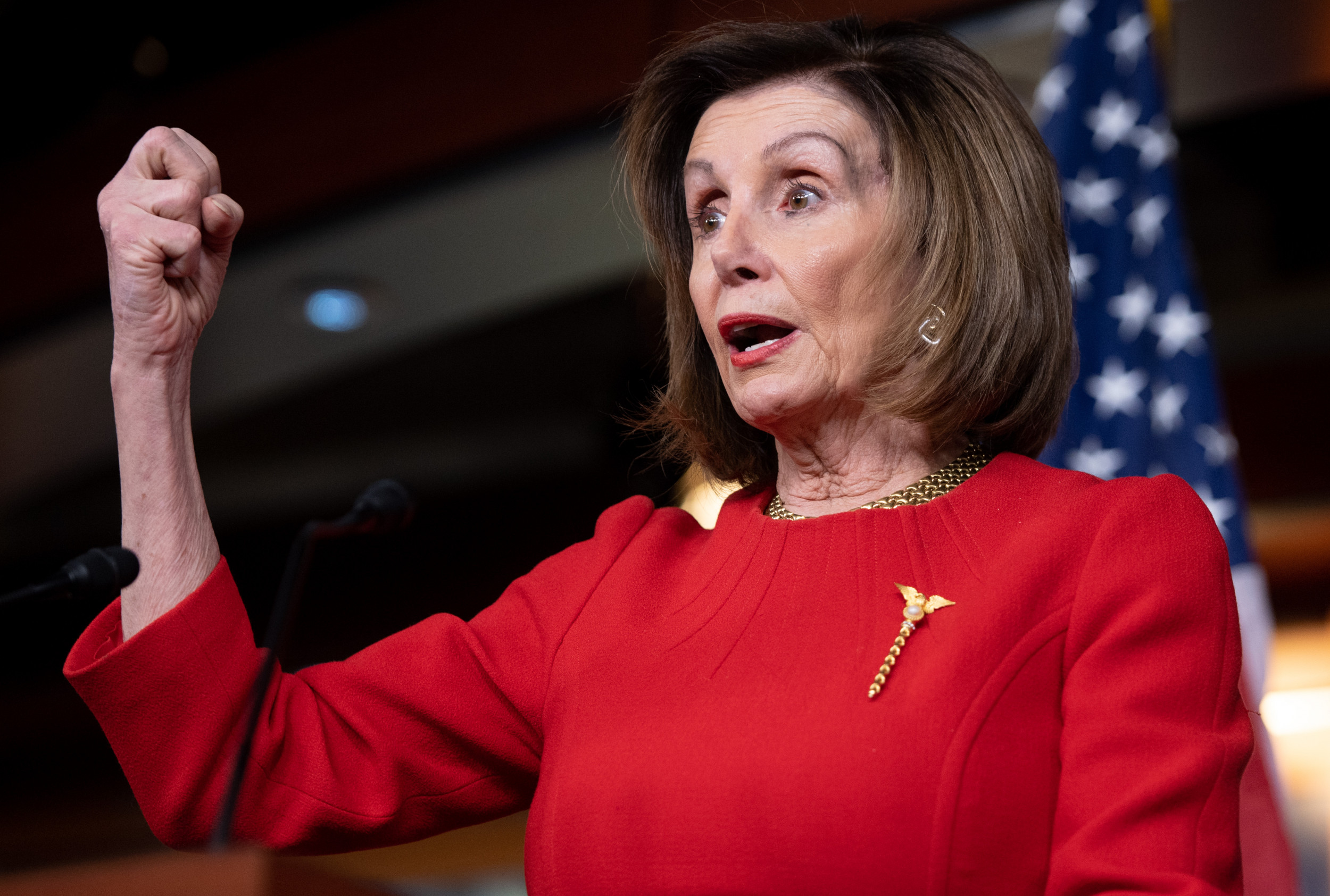 Nancy Pelosi's Daughter Says Family Didn't Talk About Impeachment ...