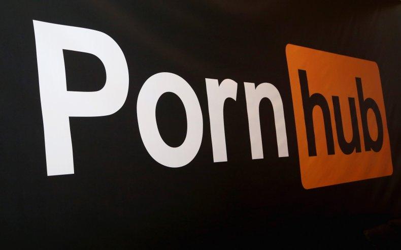 Pornhub logo banner