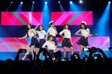 Apink K-pop group 2016