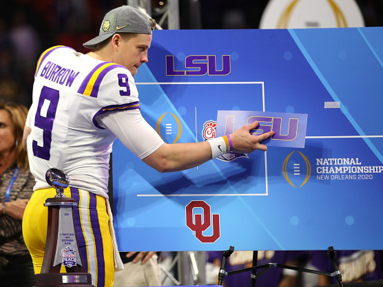 Lsu Clemson Game 2020 >> Lsu And Clemson To Face In College National Championship