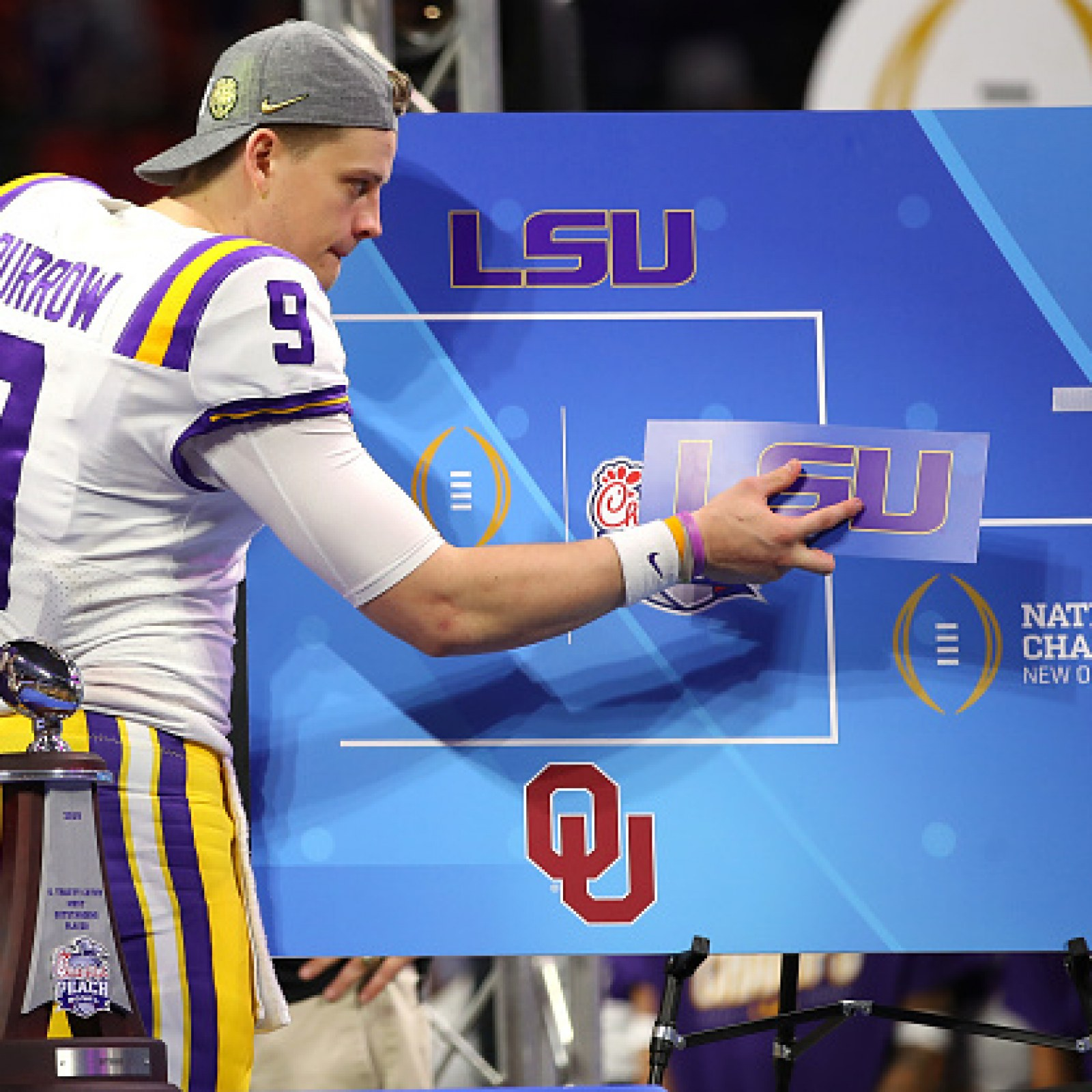 Who Won Lsu Or Clemson >> Lsu And Clemson To Face In College National Championship