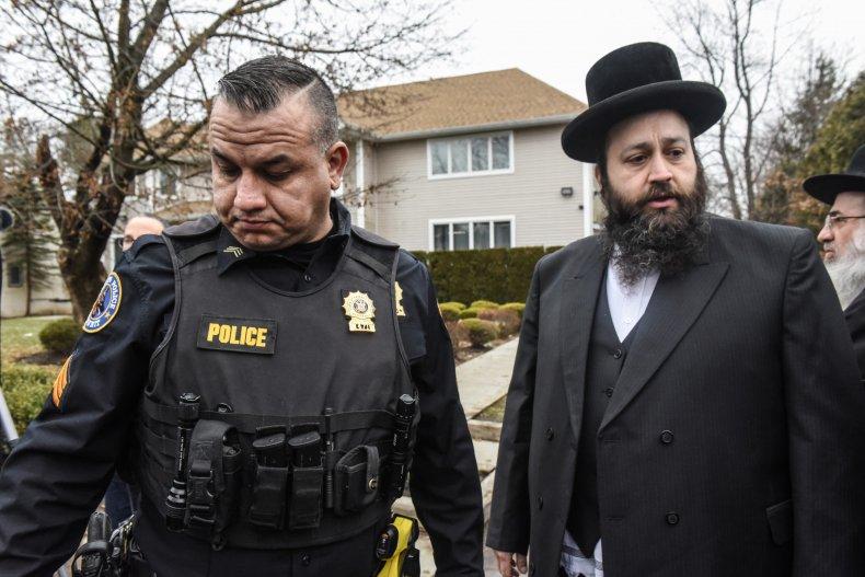 Hanukkah, stabbing