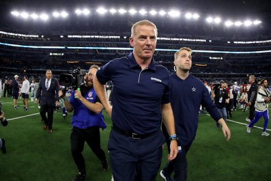 Jason Garrett Dallas Cowboys