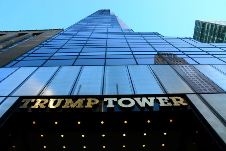 Trump Tower in New York City