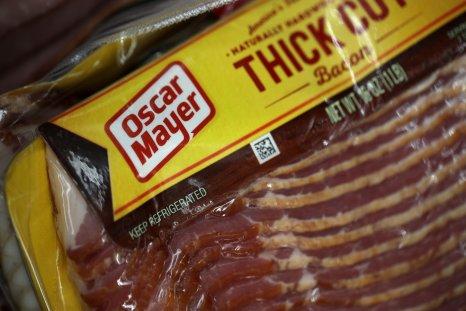 Oscar Meyer bacon in Rafael, California