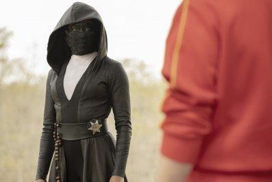 Watchmen on HBO