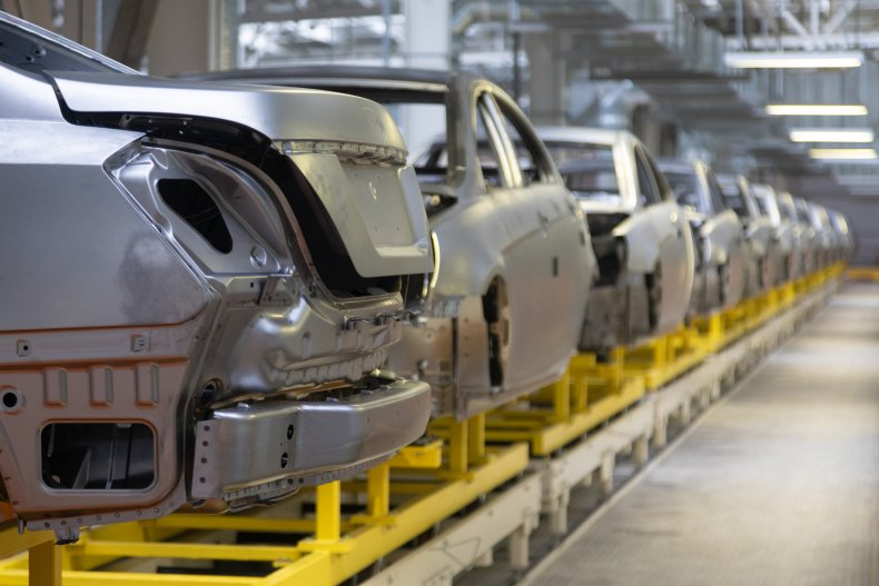 car plant, factory, manufacturing, stock, getty,
