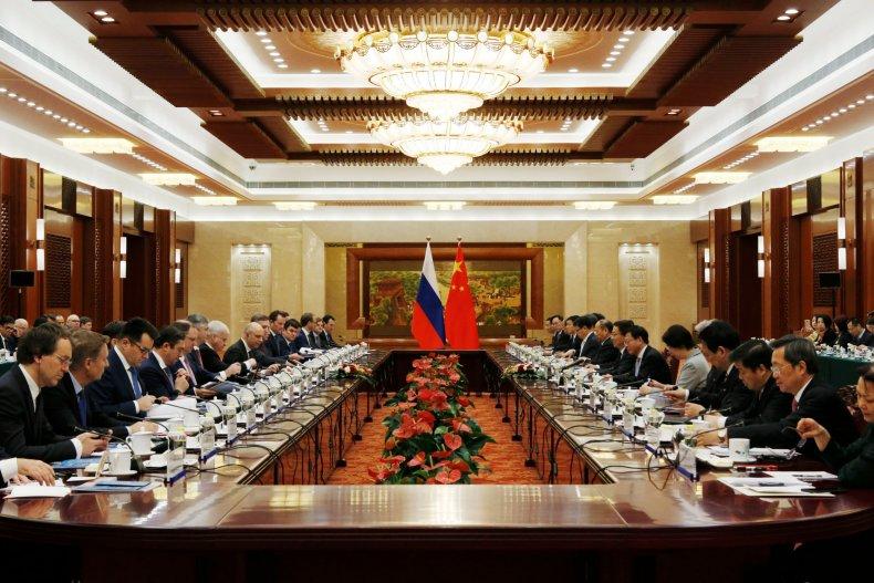 russia, china, beijing, talks, international, relations