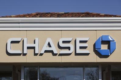 Chase bank in Louisville Kentucky