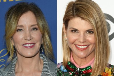 lori loughlin felicity huffman college admission scandal
