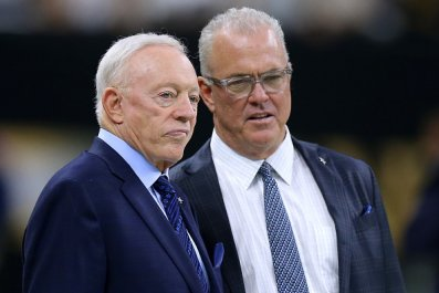 Dallas Cowboys Jerry Jones